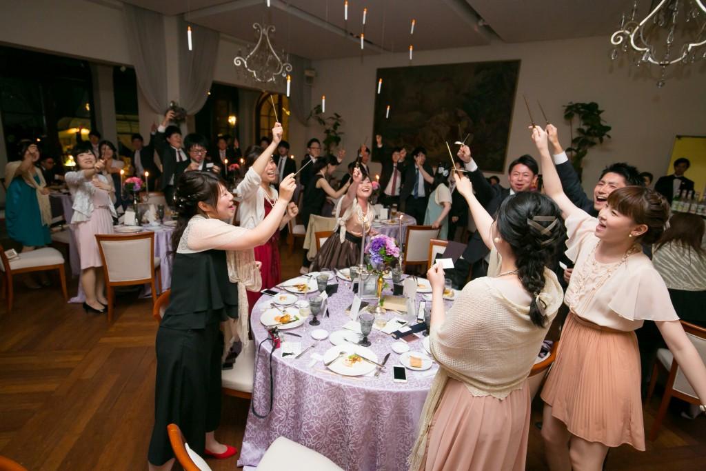 魔法界の結婚式へ・・・