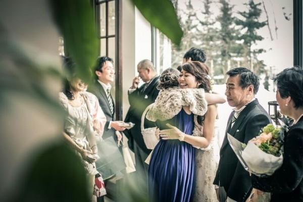 ジャルダンドゥボヌール|結婚式の様子