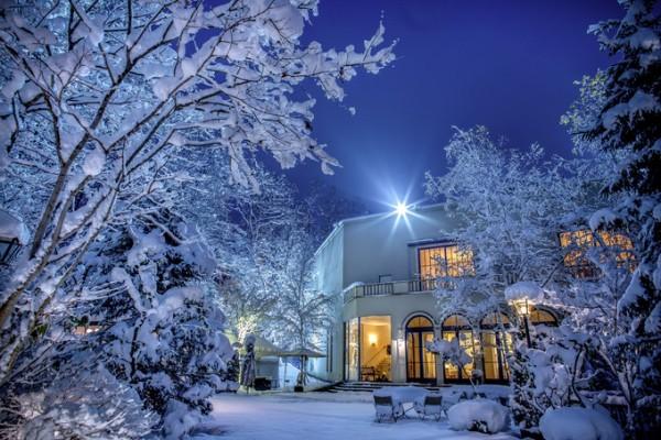 冬のジャルダンドゥボヌール|結婚式場