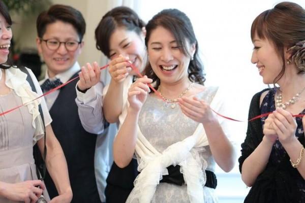 指輪を使った結婚式の演出|指輪交換