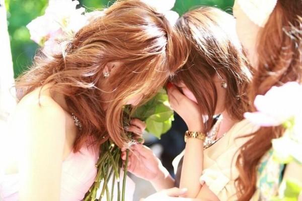 友人の結婚式|ジャルダンドゥボヌール