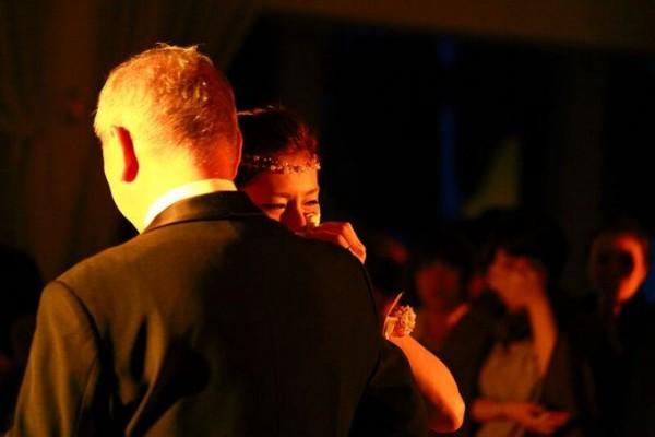 ラストダンスを踊るお父様と花嫁様