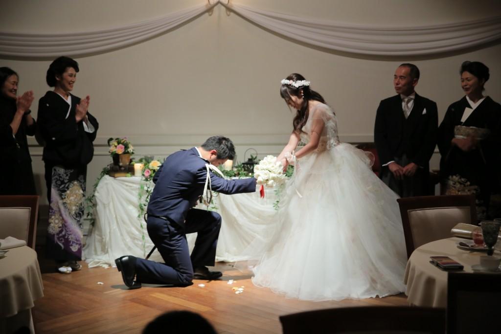 印象に残る結婚式~人が繋がる瞬間~