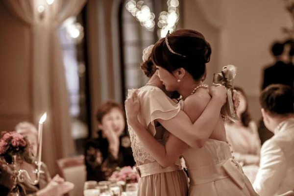 友達の結婚式|ジャルダンドゥボヌール