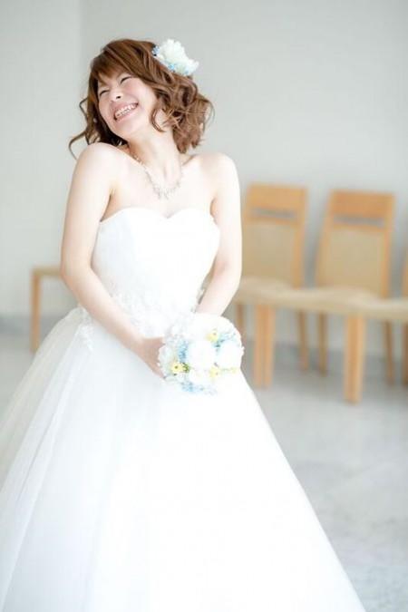 花嫁|ジャルダンドゥボヌール