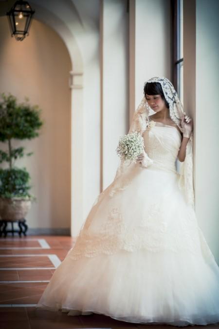 花嫁姿|ジャルダンドゥボヌール