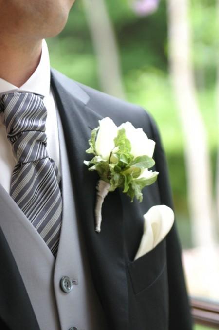 新郎様|結婚式当日