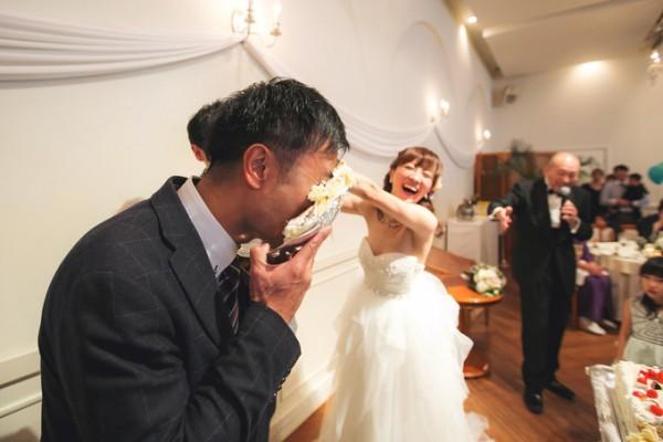 ファーストバイト|結婚式