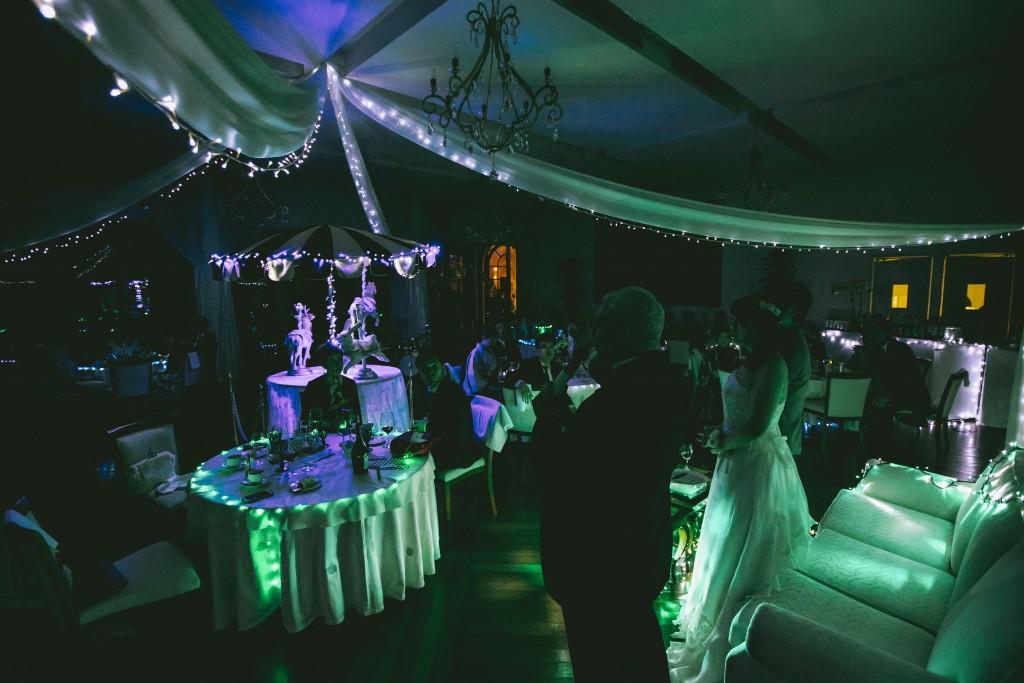 Wedding Party ~夜の遊園地で~