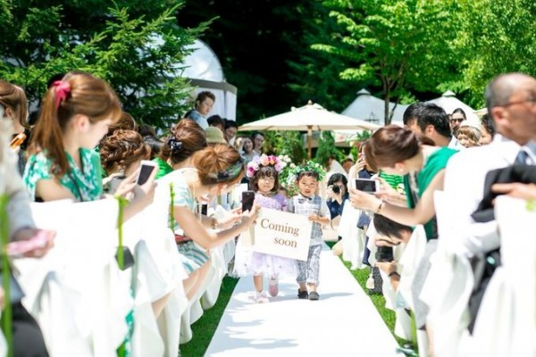 キッズ|結婚式