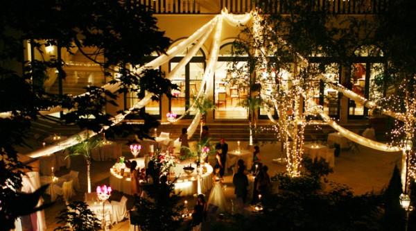 ガーデンパーティ|ジャルダンドゥボヌール