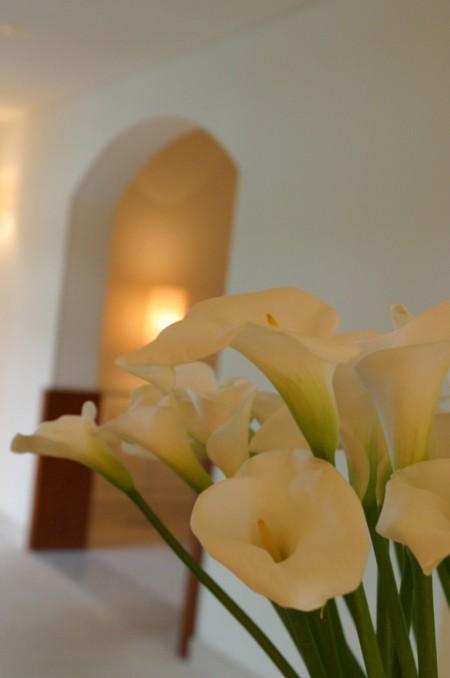 カラー|結婚式の花