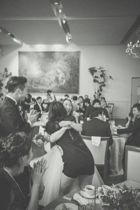 結婚式当日|ジャルダンドゥボヌール
