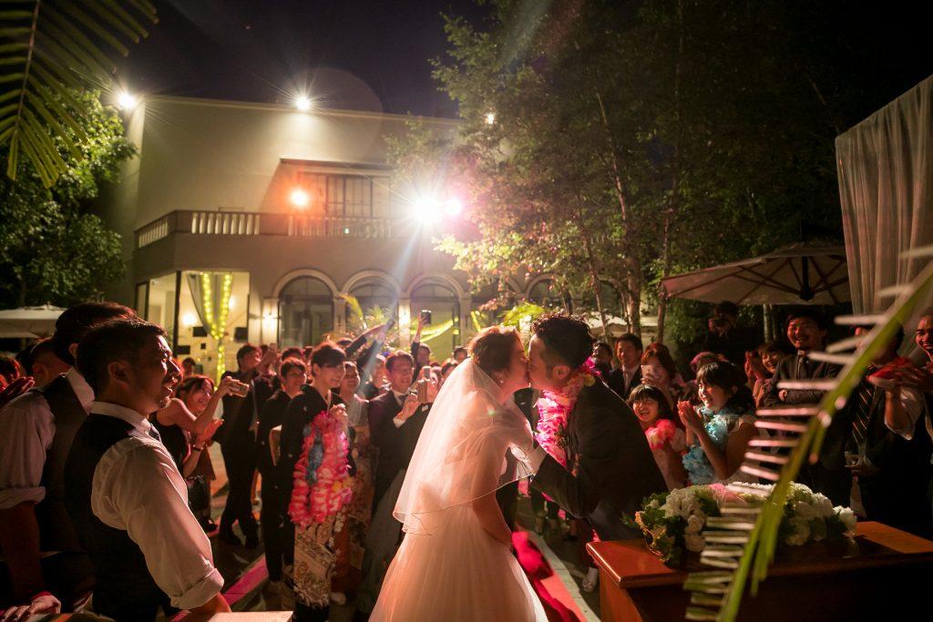 Jardin de Bonheurの車窓から~Wedding partyで世界一周~