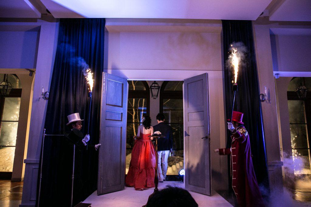 Musical Wedding ~魔法の帽子と不思議な扉~