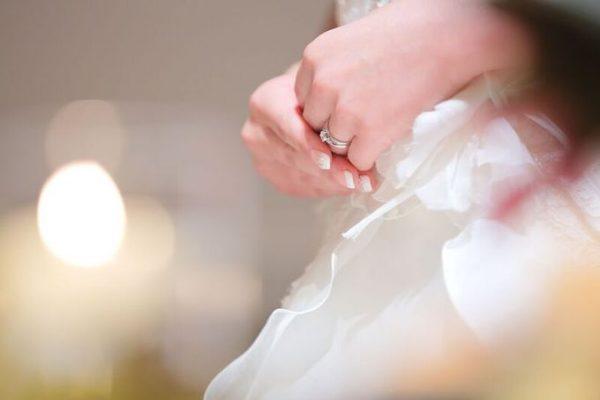 花嫁様の結婚指輪