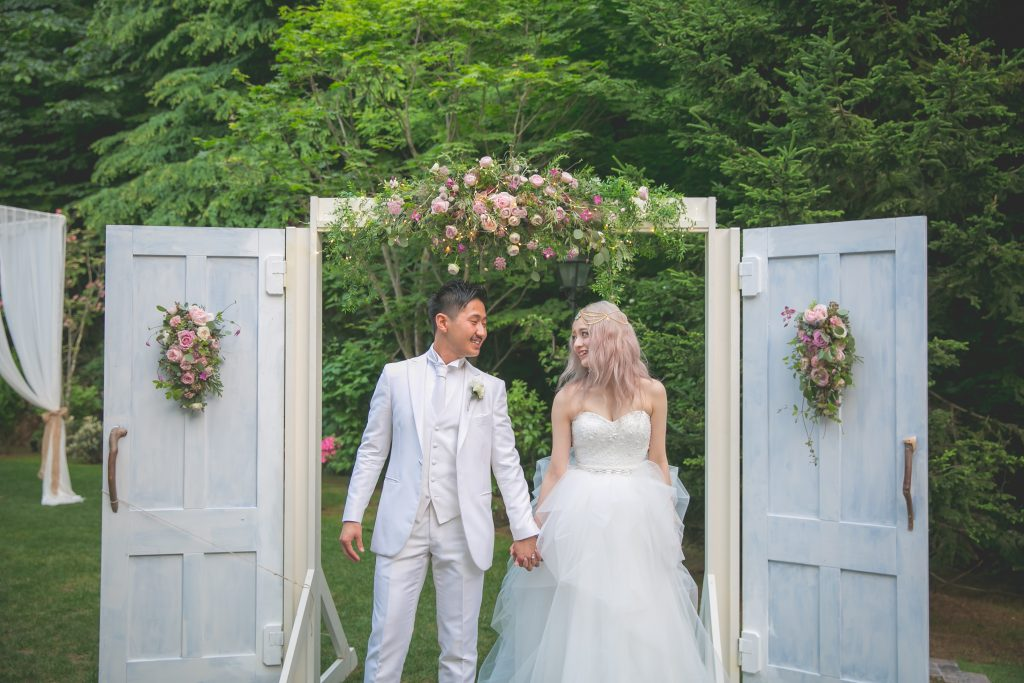 WEDDING MAGAZINE~ボヘミアン特集~