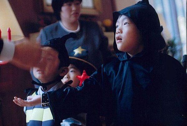 魔法使いの子供たち