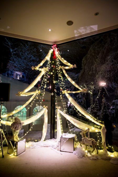 クリスマスディスプレイ|ジャルダンドゥボヌール