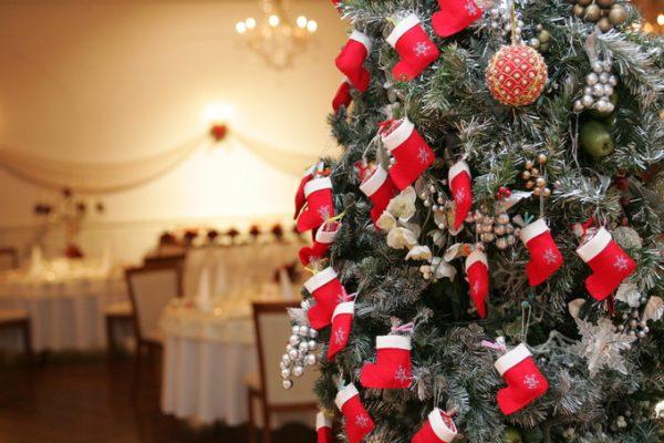 クリスマスツリー|ジャルダンドゥボヌール