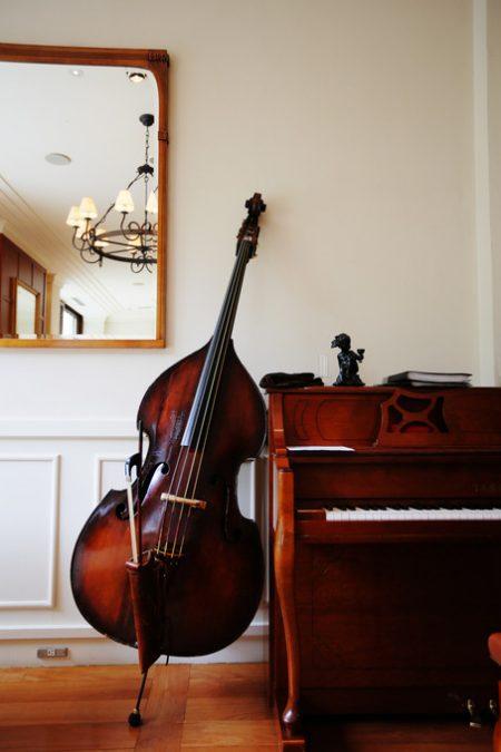 結婚式で使う楽器|ジャルダンドゥボヌール