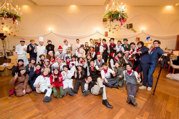 クリスマスパーティ|ジャルダンドゥボヌール