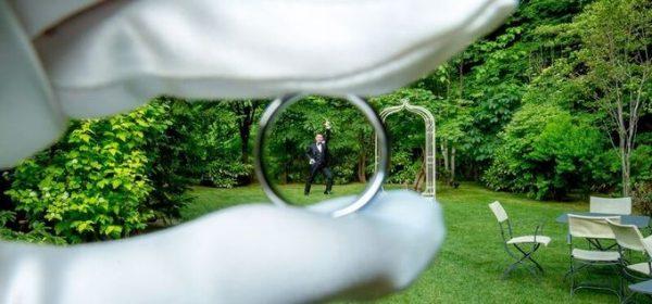 指輪|ジャルダンドゥボヌール