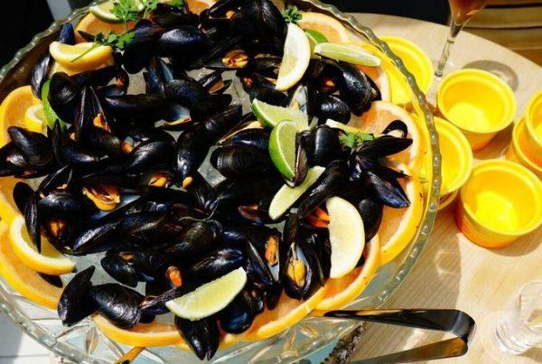 貝|結婚式の食材