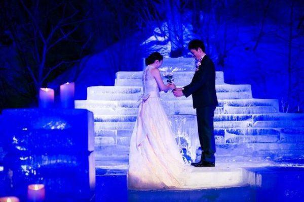 冬のプロポーズ|ジャルダンドゥボヌール