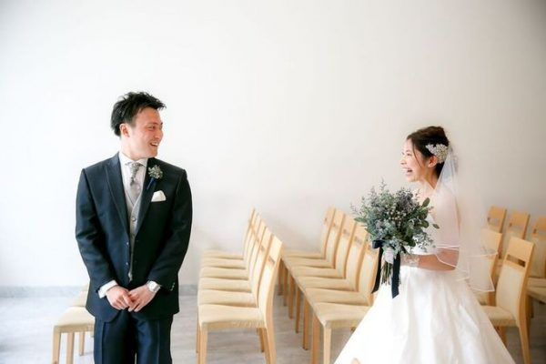 新郎新婦の二人|ジャルダンドゥボヌール