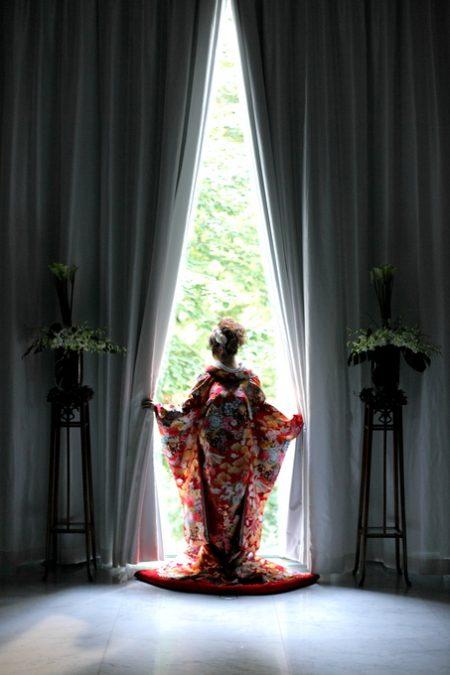和装の花嫁様|ジャルダンドゥボヌール