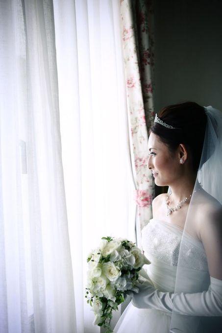 花嫁様とブライズルーム