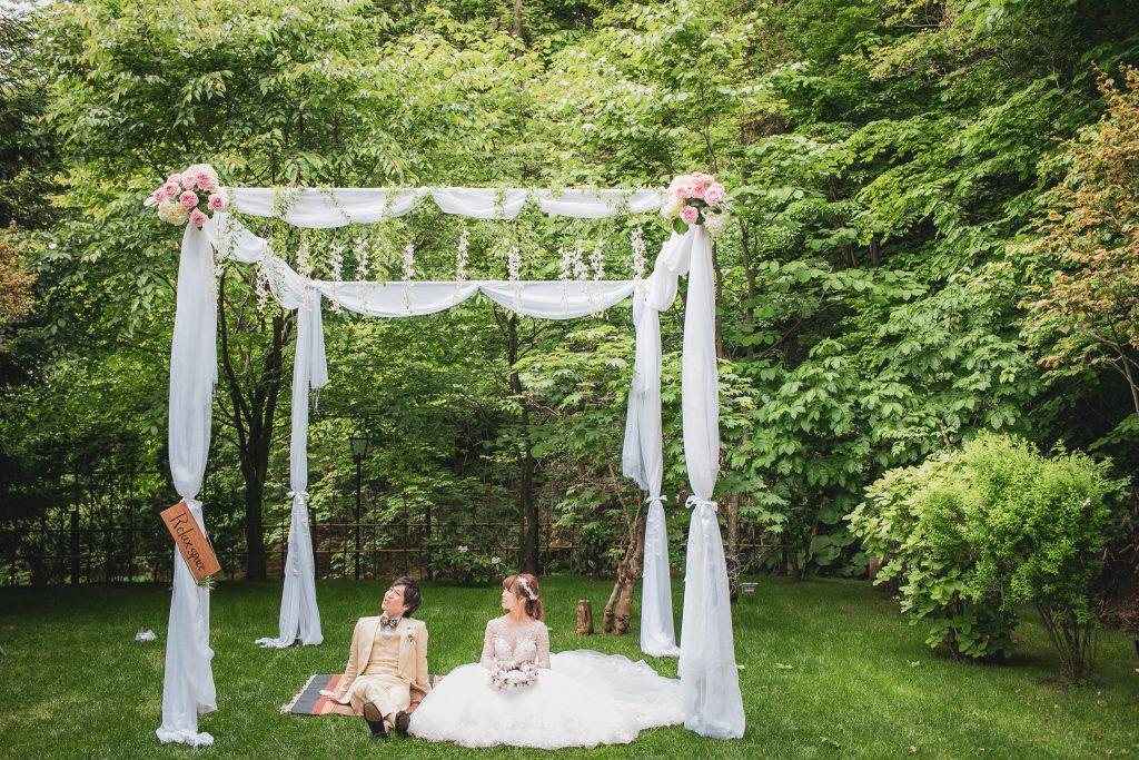 夢のリゾート デヴュ島wedding