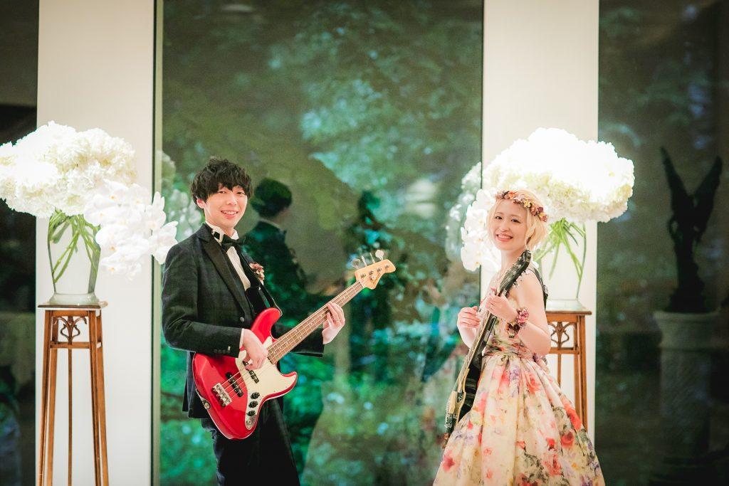 Sho & Ayaka Wedding Fes