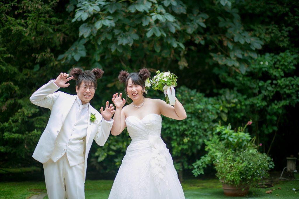 動物たちの結婚式 ~ジョイナーの恩返し~