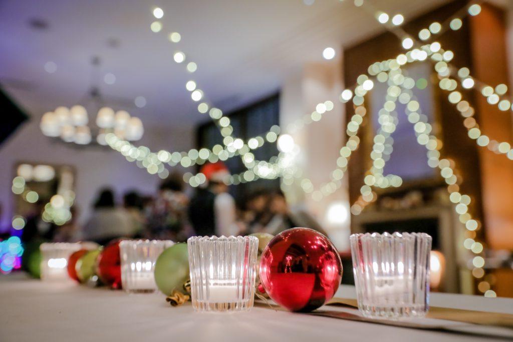 クリスマスの夜に走る列車~幻のサンタ村を目指して~