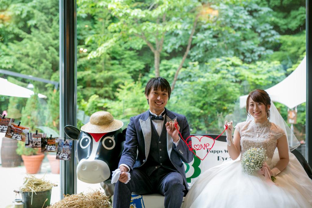 ~動物の森wedding~